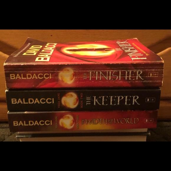 Other - Bega Jane Series - David Baldacci
